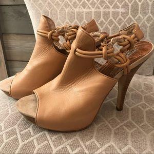 Mule Heels